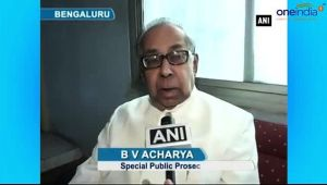 Tamil Nadu: Acharya says, Governor should bring in President's rule for 23 months in TN:Watch video