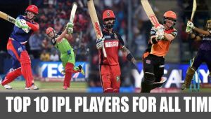 IPL 10: Here is top 10 Player for the all time