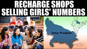 Shocking!! UP recharge outlets selling girls' mobile numbers