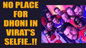 IPL 10: Virat Kohli clicks selfie with 8 captains, MS Dhoni not in frame