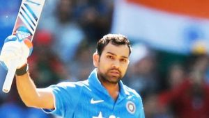 ICC Champions Trophy : Rohit Sharma will use chipinstalled bat against Pakistan