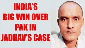 Kulbhushan Jadhav Judgement : ICJ stays at death sentence given by Pak