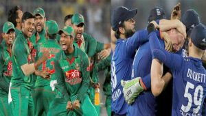 ICC Champions Trophy : Match Preview, England vs Bangladesh