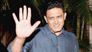 ICC Champions Trophy : Anil Kumble is leaking dressingroom conversation to media
