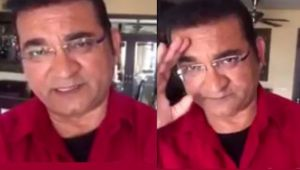 Bollywood singer Abhijeet Bhattacharya joins Twitter again, Watch Video