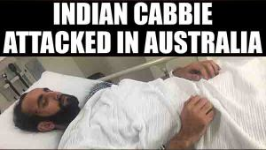 Indian cab driver attacked in Australia, couple hurl racial abuse