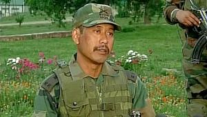 Major Leetul Gogoi  reveals why he tied stonepelter to jeep