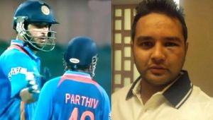 Yuvraj Singh Slaps Parthiv Patel during match!