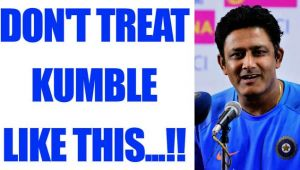 Anil Kumble should be given extension, treated correctly by BCCI: Lodha Committee