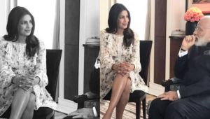 Priyanka Chopra silence her trollers after facing backlash over meet with PM Modi