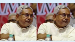 Nitish Kumar blames a few Biharis for scam controversy