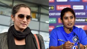 ICC Women's WC 2017 : Sania Mirza applauds Mithali Raj for her reply to journalist