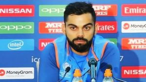 ICC Champions trophy: Virat Kohli speaks on India vs Sri Lanka, Watch UNCUT press conference