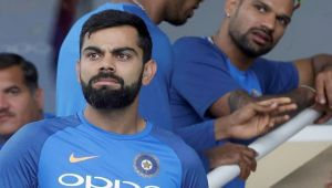 Virat Kohli hints on reshuffle in squad for the 3rd ODI against WI, Pant might play
