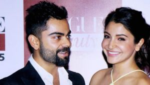 ICC Champions trophy : Virat Kohli reveals emotional moment shared with Anushka