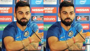 ICC Champions Trophy: Virat Kohli speaks on India Pakistan bilateral series