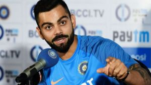 ICC Champions Trophy : Virat Kohli addresses Press ahead of India vs South Africa match  Oneindia News