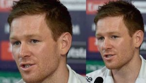 ICC Champions trophy : Eoin Morgan says, reused Cardif pitch helps Pakistan win against us