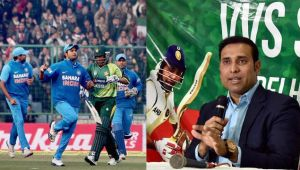 ICC Champions Trophy: VVS Laxman hails govt's move to not play with Pakistan