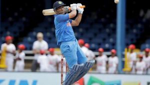 India defeats West Indies by massive 105 runs in 2nd ODI