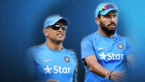 ICC Champions Trophy : MS Dhoni & Yuvraj Singh should not play for India feels Dravid