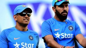 MS Dhoni, Yuvraj Singh turn mentors for Team India after Kumble's exit