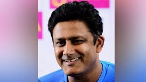 ICC Champions trophy : Anil Kumble to continue as Indian cricket team head coach