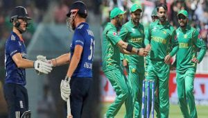 ICC Champions Trophy : Pakistan wins toss, England to bat in first semi final