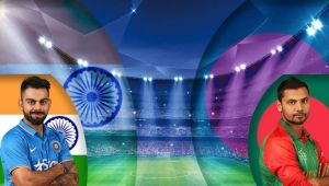 ICC Champions Trophy : India face off Bangladesh in second semifinal, Match Preview