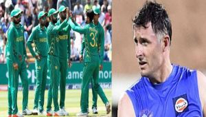 ICC Champions trophy : Michael Hussey says , there is a feeling of destiny with Pakistan