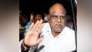Justice CS Karnan moves bail plea to SC, apex court denies