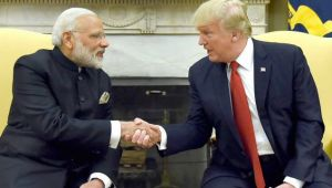 Modi in US : PM gets a warm welcome, expresses gratitude
