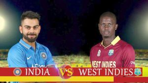 India vs West Indies: Match abandoned due to rain, highlights