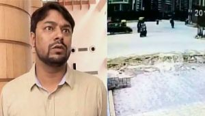 Rahul Sharma whistle-blower of PWD attacked by two people