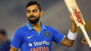ICC Champions Trophy : Virat Kohli hits 3rd 50 of the tournament, India cruising into finals