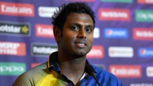 ICC Champions trophy : Angelo Mathews says Sri Lanka can beat any team