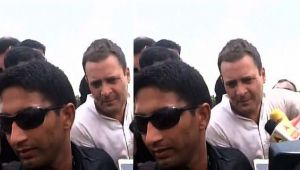 MP Farmers protest: Congress leader Rahul Gandhi arrested