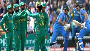 ICC Champions trophy : India's batting versus Pakistan's bowling