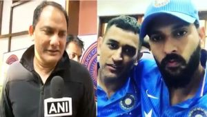 ICC Champions Trophy: Dhoni, Yuvraj cannot finish games, claims Azharuddin