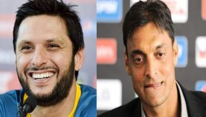 ICC Champions trophy :  Afridi, Shoaib's messages to India ahead of Ind vs Pak final