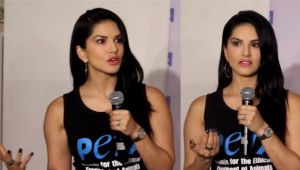 Sunny Leone narrates her Plane Crash incident in detail; Watch Video