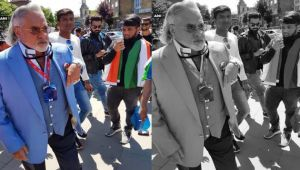 ICC Champions Trophy : Vijay Mallya heckled by fans during India – Africa match, Watch Video