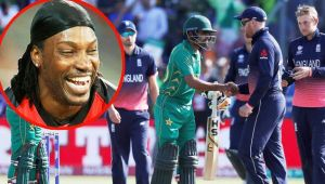 ICC Champions Trophy : Chris Gayle trolls England team over defeat against Pakistan