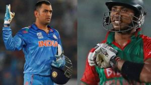 ICC Champions Trophy : MS Dhoni gives 5 penalty runs, Virat Kohli unhappy