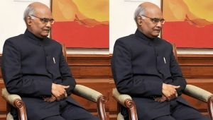 Ram Nath Kovind : Hunt for presidential candidate's house in Lutyens' Delhi