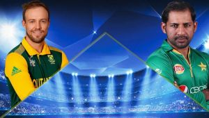 ICC Champions Trophy : South Africa win toss against Pakistan, will set the target