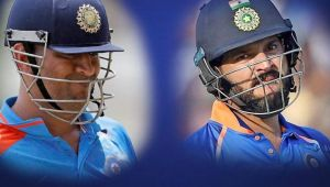 ICC Champions Trophy : Yuvraj Singh, MS Dhoni dismissed, Pakistan outplays India