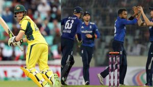 Champions Trophy 2017 : Australia to set target after England won the toss