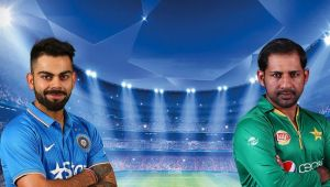 India vs Pakistan match under rain threat on June 4 in ICC Champions Trophy