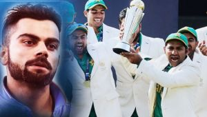 ICC Champions Trophy : Top 5 reasons why India lost the final against Pakistan